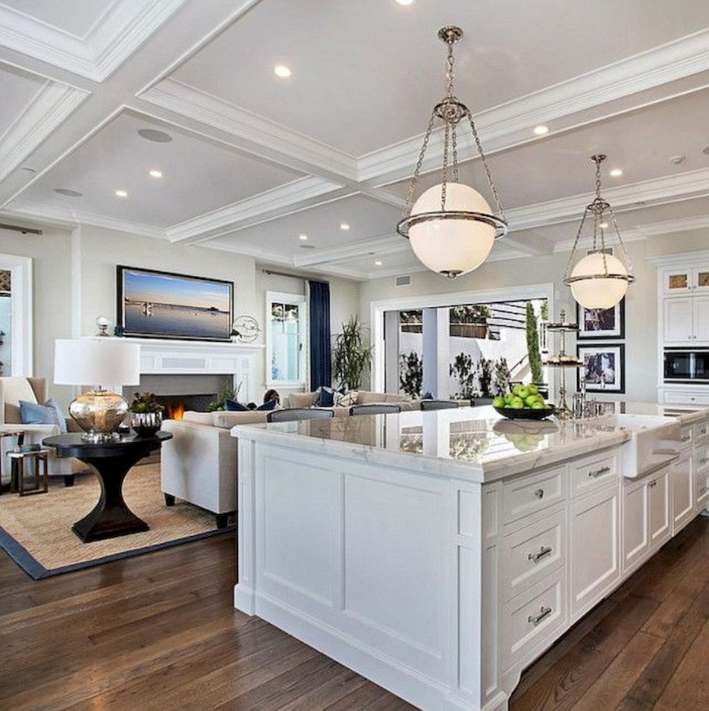 Best Open Kitchen Living And Dining Concepts Perfect For Modern And Traditional Interior Styles (14)