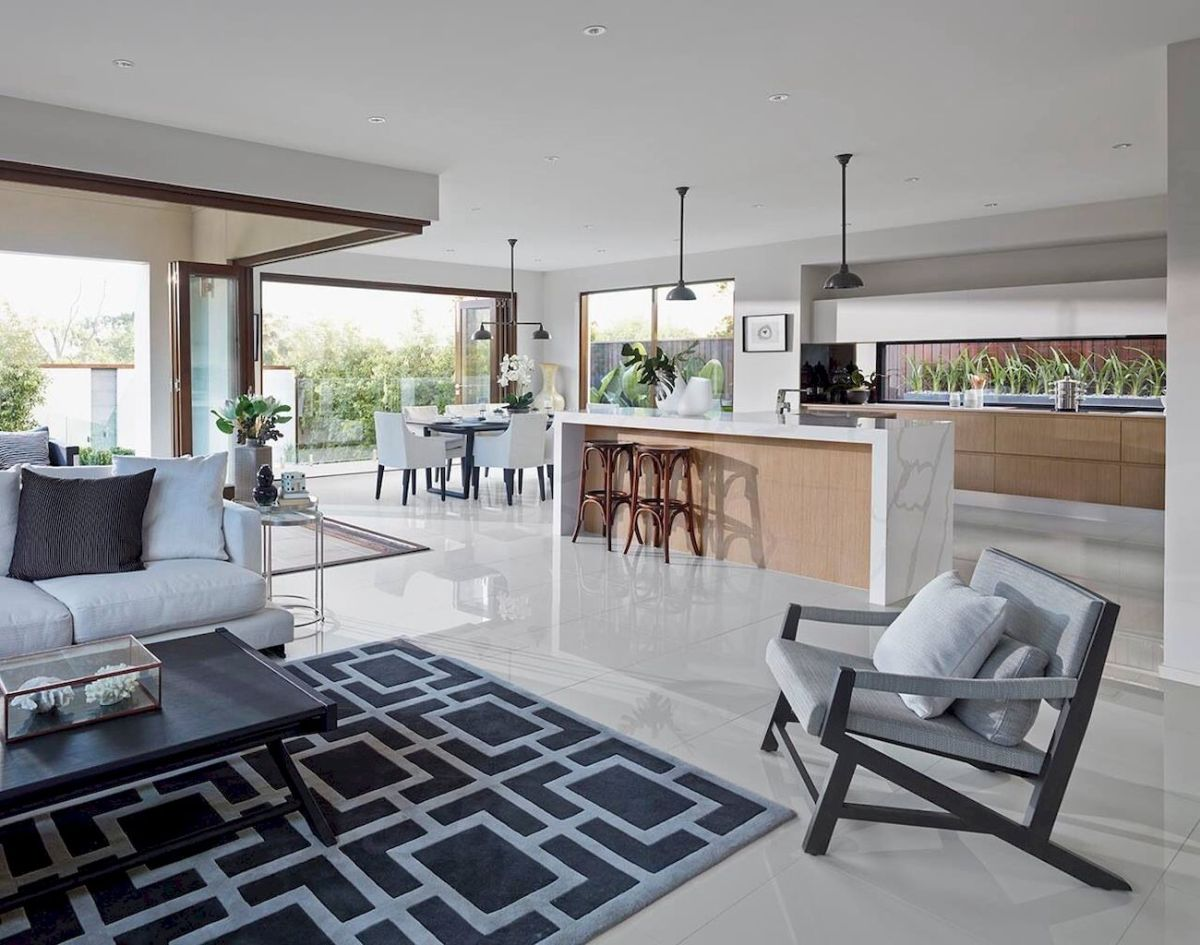 Best Open Kitchen Living And Dining Concepts Perfect For Modern And Traditional Interior Styles (25)