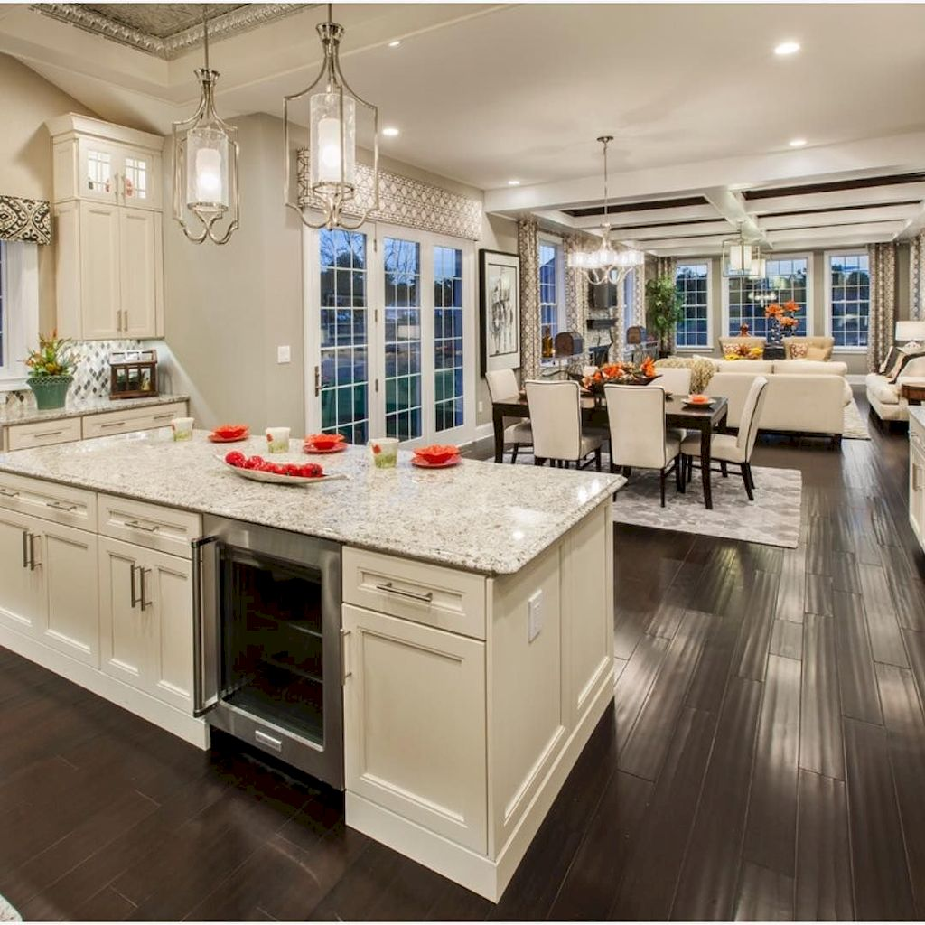 Best Open Kitchen Living And Dining Concepts Perfect For Modern And Traditional Interior Styles (3)
