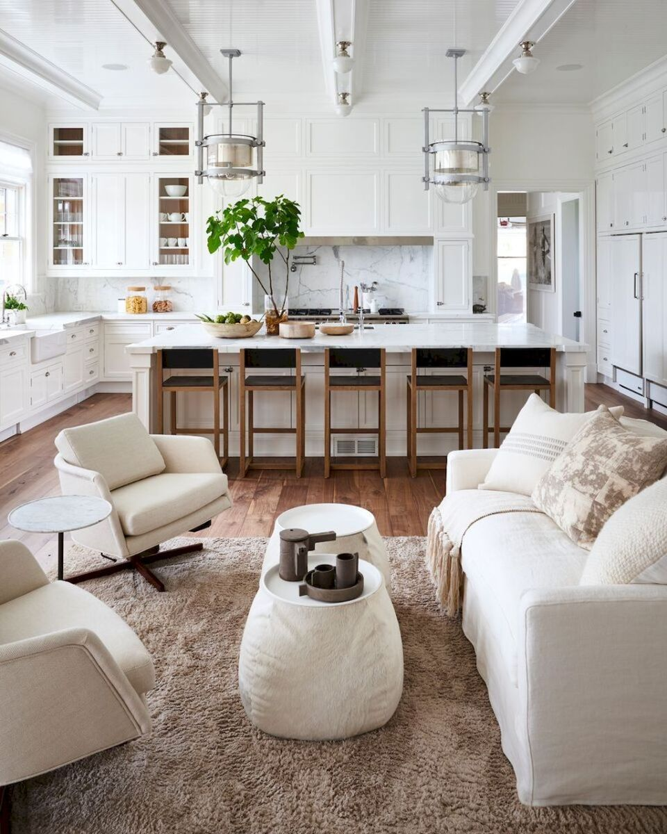 Best Open Kitchen Living And Dining Concepts Perfect For Modern And Traditional Interior Styles (48)