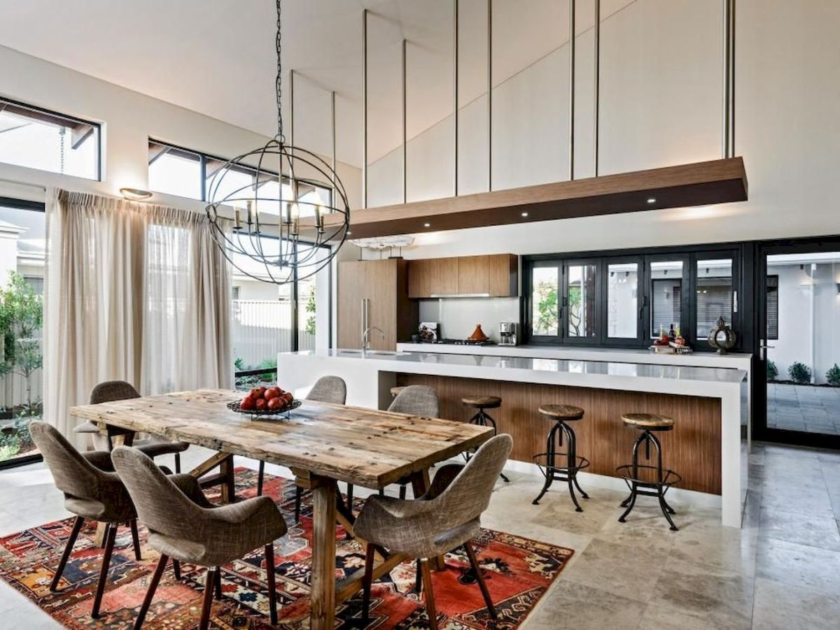 Best Open Kitchen Living And Dining Concepts Perfect For Modern And Traditional Interior Styles (52)