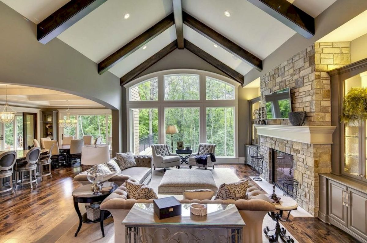 Best Open Kitchen Living And Dining Concepts Perfect For Modern And Traditional Interior Styles (67)