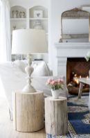Creative Farmhouse Style Side Table Design Made From Scrap And Reclaimed Materials (15)