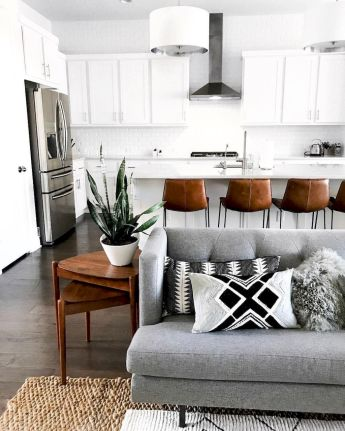 Creative Farmhouse Style Side Table Design Made From Scrap And Reclaimed Materials (30)