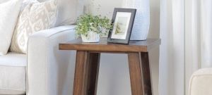 Creative Farmhouse Style Side Table Design Made From Scrap And Reclaimed Materials (53)