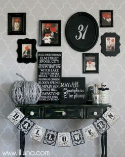 Creepy Halloween Wall Arts and Printables Part 33