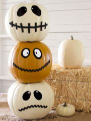 Cute Halloween party decorations for children Part 15
