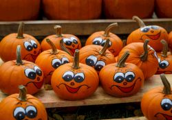 Cute Halloween party decorations for children Part 39