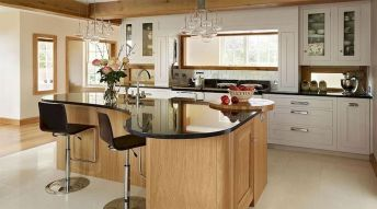 Dual purpose kitchen island that will really safe your space and extra budget as well (21)