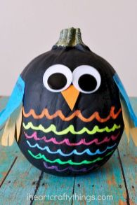 Easy Halloween Crafts and DIY halloween decoration for kids and toddler Part 31
