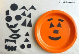 Easy Halloween Crafts and DIY halloween decoration for kids and toddler Part 60