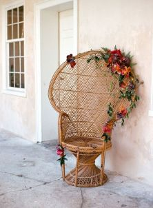 Fall wedding decoration idea with inspiring autumn decoration and fall flowers design Part 60