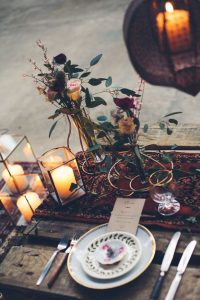 Fall wedding decoration idea with inspiring autumn decoration and fall flowers design Part 73