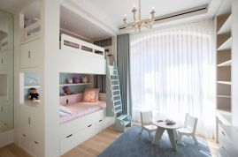 Inspiring Kids Room Design with Best Curtain Ideas Part 13