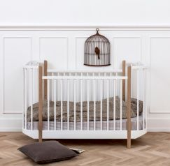 Modern Baby Nursery Rooms Ideas with Simple and Colorful Concepts with Pattern and Unique Baby Crib Design Part 46