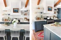 Modern Farmhouse Kitchens Inspirations Part 21