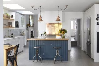 Modern Farmhouse Kitchens Inspirations Part 25
