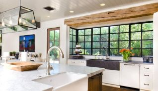 Modern Farmhouse Kitchens Inspirations Part 30