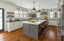 Modern Farmhouse Kitchens Inspirations Part 38
