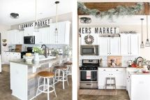 Modern Farmhouse Kitchens Inspirations Part 39