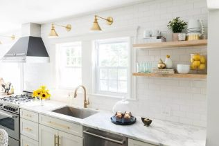 Modern Farmhouse Kitchens Inspirations Part 57