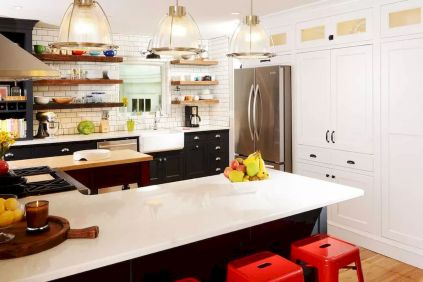 Modern Farmhouse Kitchens Inspirations Part 64