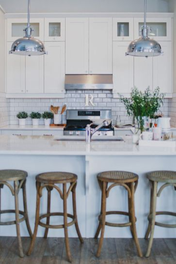 Modern Farmhouse Kitchens Inspirations Part 7