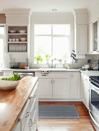 Modern Farmhouse Kitchens Inspirations Part 8