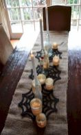 Mystical Halloween Lighting Ideas with Spellbinding candle and light string effect Part 4