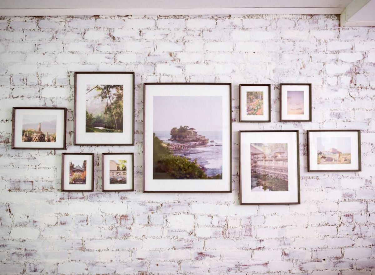 Simple image and Arrangement Tips to Make your Own Gallery Wall Ideas Part 19