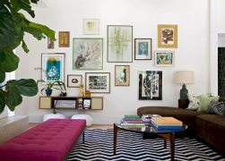 Simple image and Arrangement Tips to Make your Own Gallery Wall Ideas Part 23