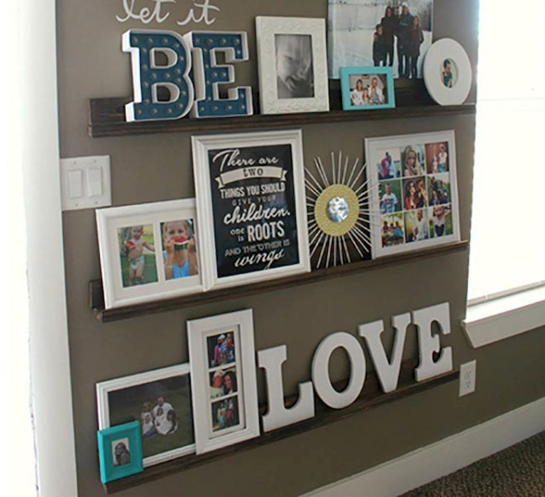 Simple image and Arrangement Tips to Make your Own Gallery Wall Ideas Part 28