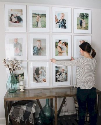 Simple image and Arrangement Tips to Make your Own Gallery Wall Ideas Part 36