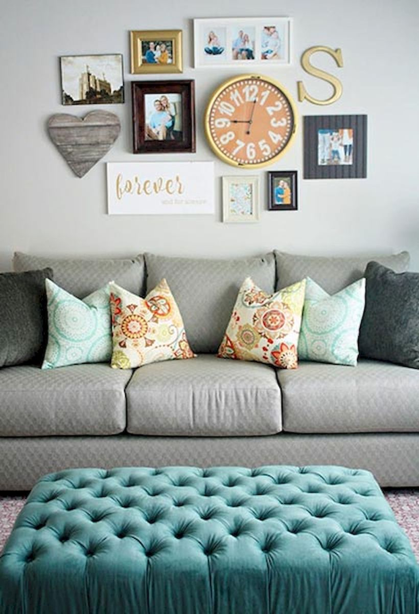 Simple image and Arrangement Tips to Make your Own Gallery Wall Ideas Part 37