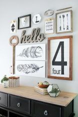 Simple image and Arrangement Tips to Make your Own Gallery Wall Ideas Part 46