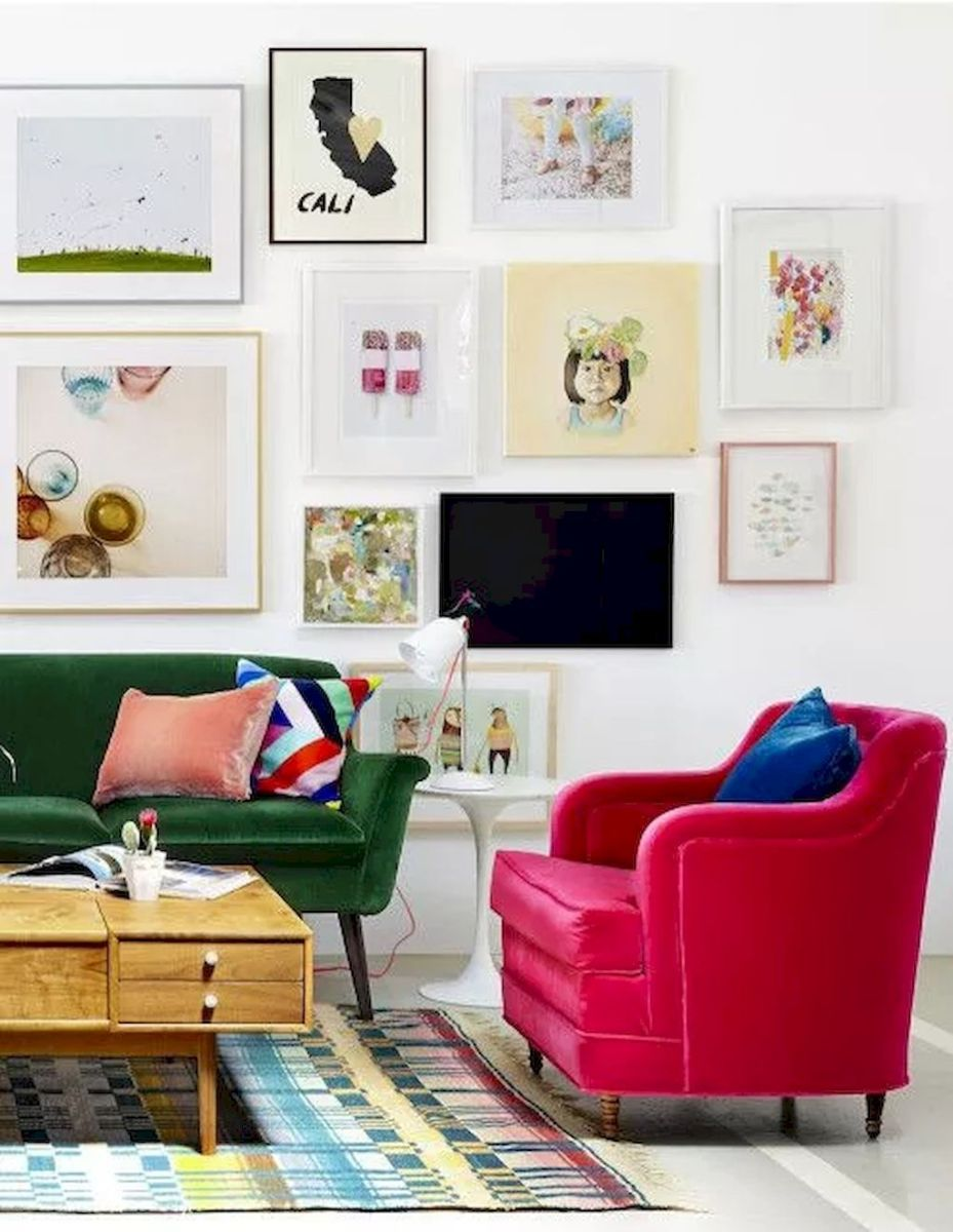 Simple image and Arrangement Tips to Make your Own Gallery Wall Ideas Part 59