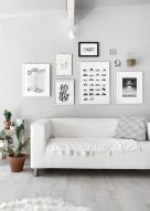 Simple image and Arrangement Tips to Make your Own Gallery Wall Ideas Part 6