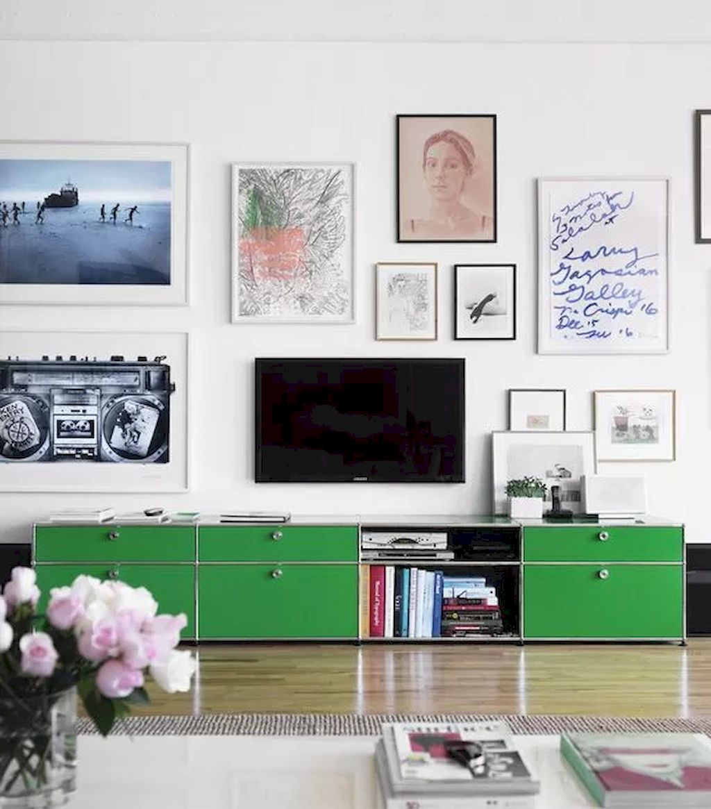 Simple image and Arrangement Tips to Make your Own Gallery Wall Ideas Part 70