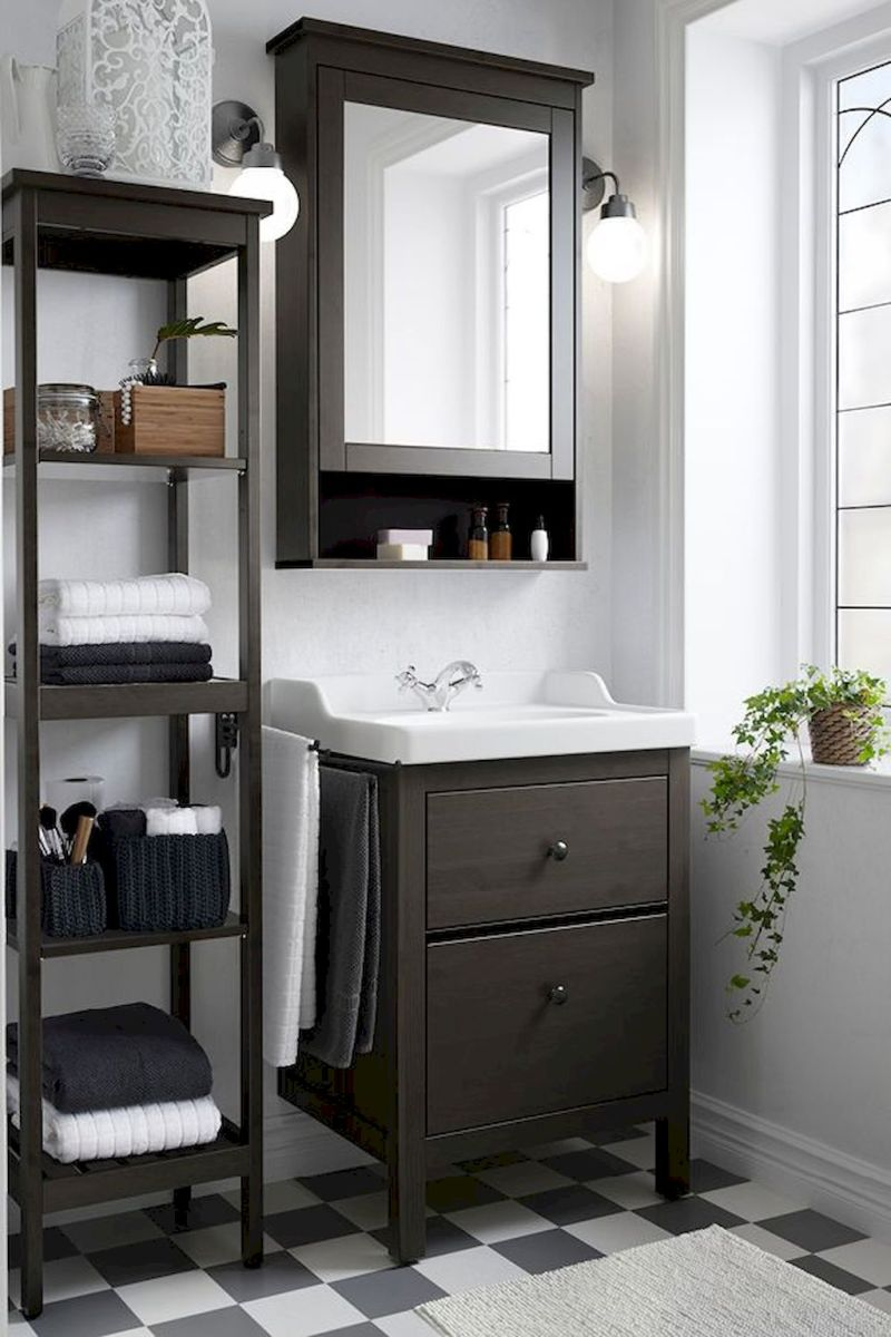 Small bathroom organization Ideas that will add more spaces during relaxation Part 22