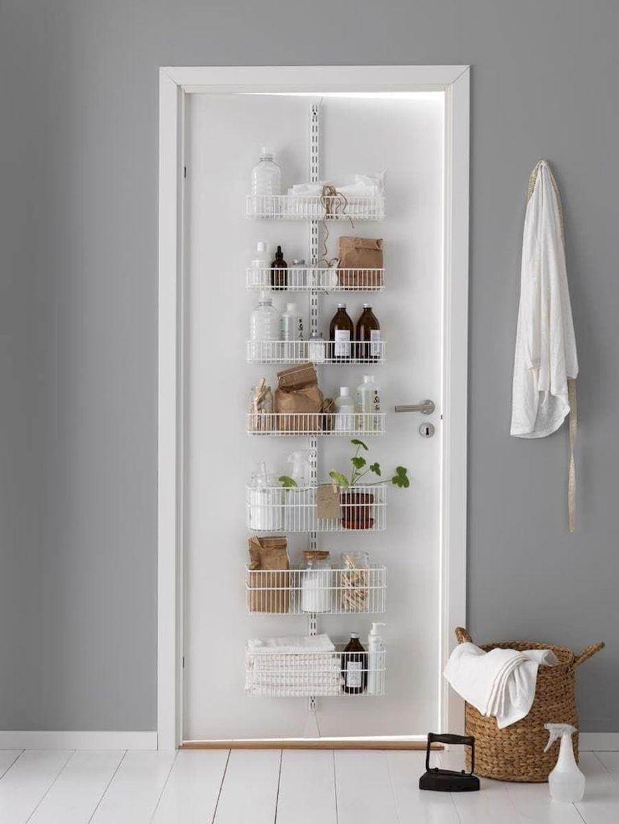 Small bathroom organization Ideas that will add more spaces during relaxation Part 28
