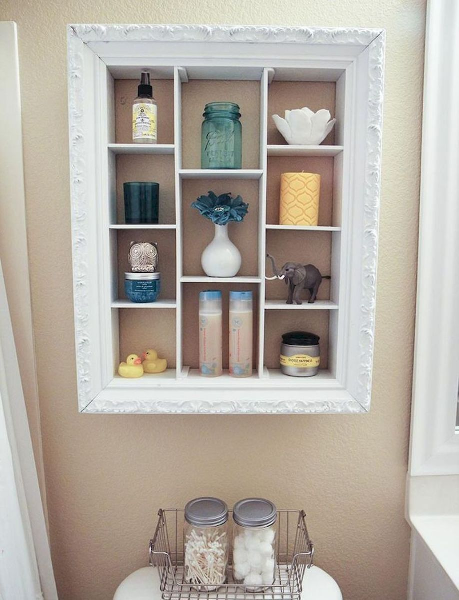 Small bathroom organization Ideas that will add more spaces during relaxation Part 31