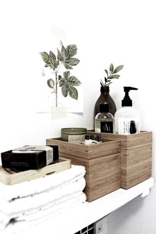 Small bathroom organization Ideas that will add more spaces during relaxation Part 63
