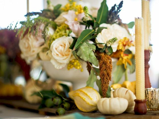 Thanksgiving Floral Arrangement Ideas and Autumn Flowers Decoration Best Used for Thanksgiving centerpiece and Decorations Part 1