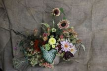 Thanksgiving Floral Arrangement Ideas and Autumn Flowers Decoration Best Used for Thanksgiving centerpiece and Decorations Part 17