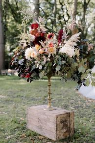 Thanksgiving Floral Arrangement Ideas and Autumn Flowers Decoration Best Used for Thanksgiving centerpiece and Decorations Part 19