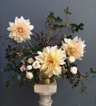 Thanksgiving Floral Arrangement Ideas and Autumn Flowers Decoration Best Used for Thanksgiving centerpiece and Decorations Part 21