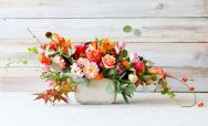 Thanksgiving Floral Arrangement Ideas and Autumn Flowers Decoration Best Used for Thanksgiving centerpiece and Decorations Part 22