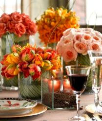 Thanksgiving Floral Arrangement Ideas and Autumn Flowers Decoration Best Used for Thanksgiving centerpiece and Decorations Part 34