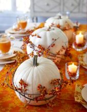 Thanksgiving Floral Arrangement Ideas and Autumn Flowers Decoration Best Used for Thanksgiving centerpiece and Decorations Part 46