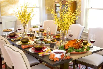 Thanksgiving Floral Arrangement Ideas and Autumn Flowers Decoration Best Used for Thanksgiving centerpiece and Decorations Part 51